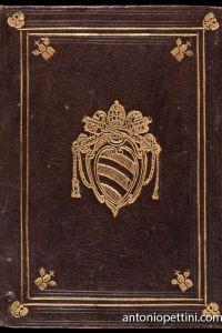 Bulla S.D.N.D. Pii Divina Provid. Papae Quinti. Extensionis Omnium Privilegiorum ordinibus mendicantium